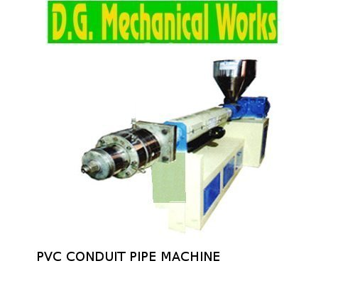 PVC Conduit Pipe Machine in  Narela Indl. Area