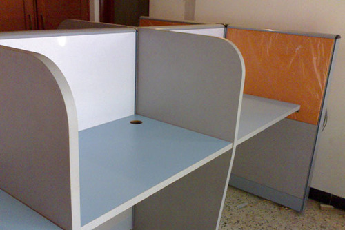 Customized Modular Office Workstation