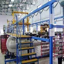 Auto Electroplating Plant