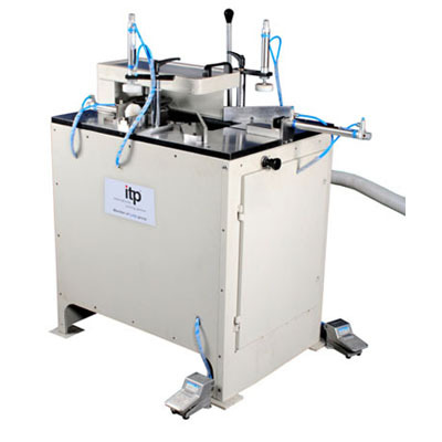End Milling and Corner Cleaning Machine