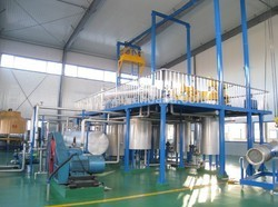 Rose Oil Extraction Plant