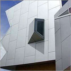 Commercial Aluminum Cladding