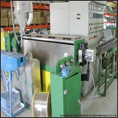 Trade Safe Guard Pvc Electric Wire Making Machine