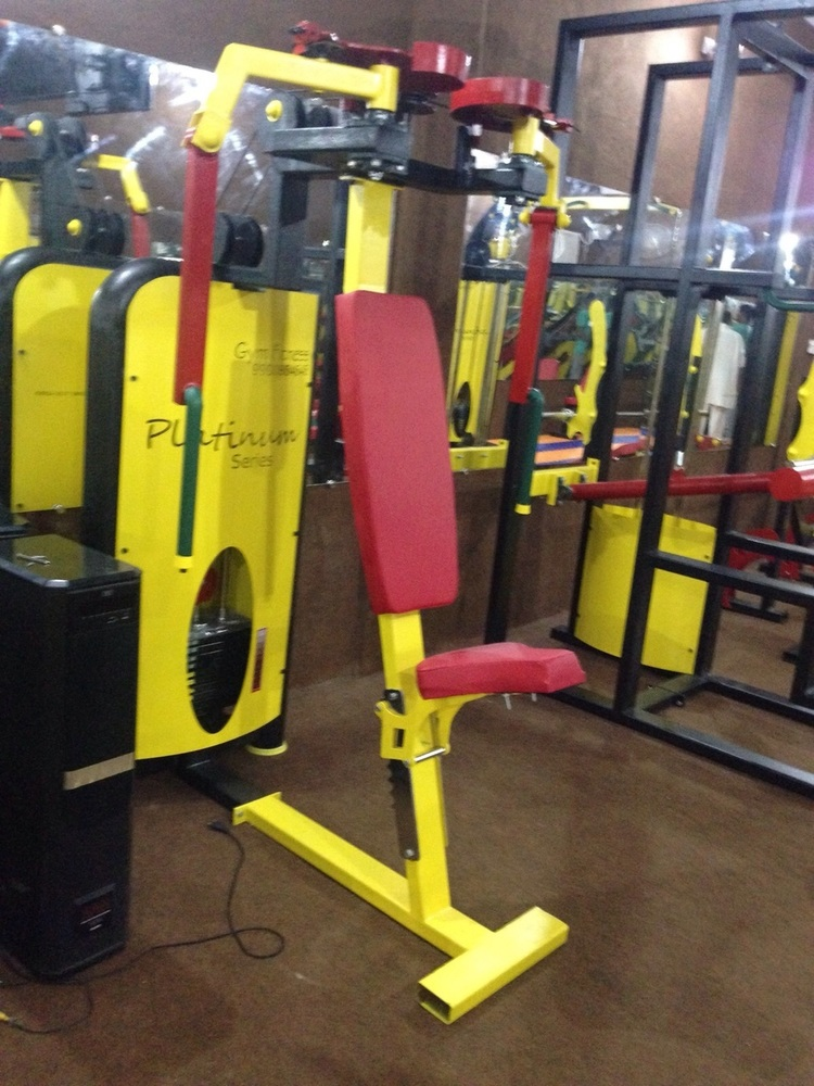 Fly Chest Machine in  Ecotech