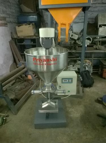 Putti Filling Machine in  Kathwada