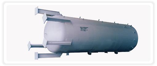 Instrument Air Tank