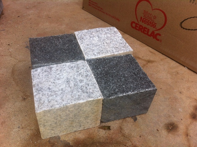 Granite Cobble Stone (G1)