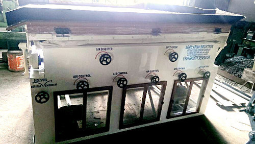 CUMIN CLEANING MACHINE