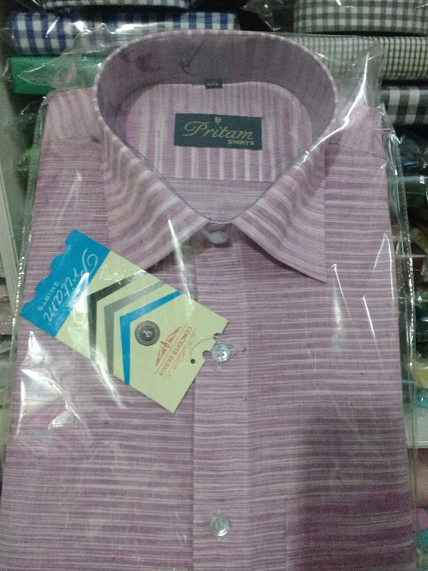Men Khadi Shirts