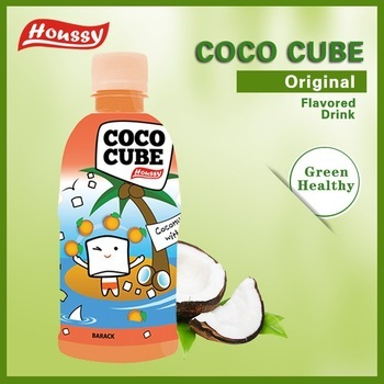 Nata De Coco Flavoured Drink With Pulp