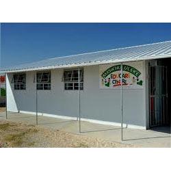 Aluminum Porta Cabin