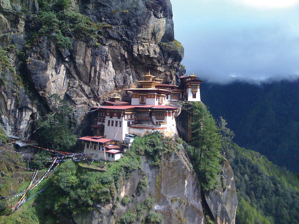 Beauty Nature Bhutan Service