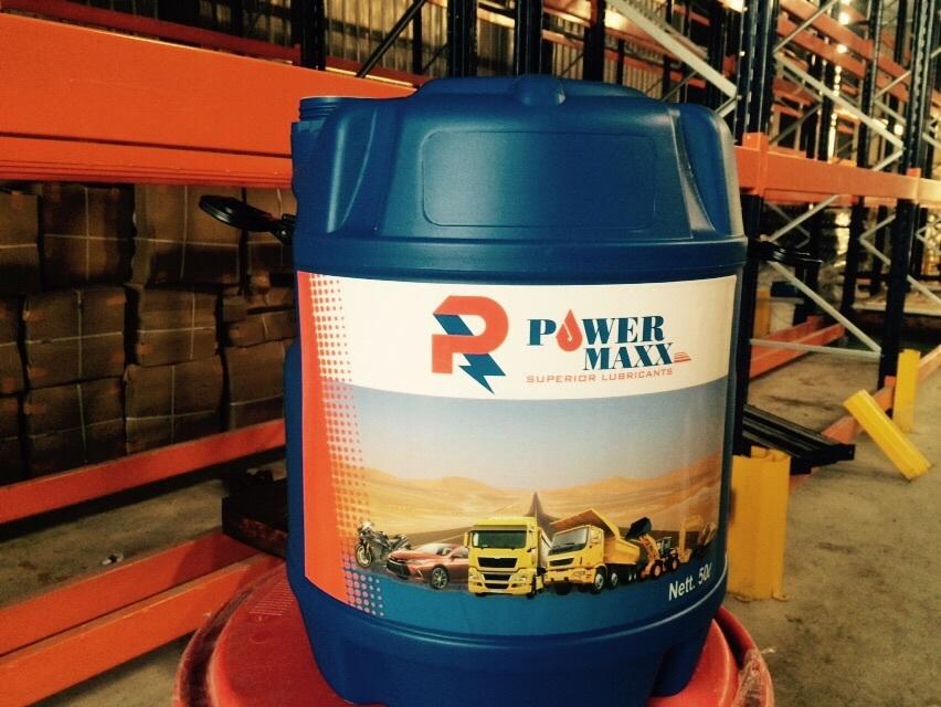 Engine Oil (Powermaxx) in  Cotton Green