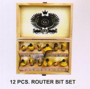 Router Bit Set (OMXE) in  Ajmeri Gate