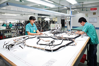 wire harness assembly in gurgaon suppliers dealers traders wire harness assembly