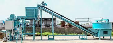Flyash Bricks Machine