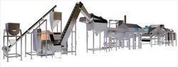 Fully Automatic Kurkure Production Line in  Vatva