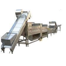 Semi Automatic Banana Chips Making Machine in  Vatva