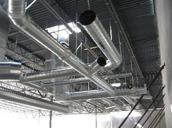 G.I. Ducting Services in  New Area
