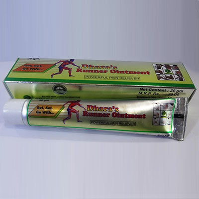 Herbal Pain Relief Ointment