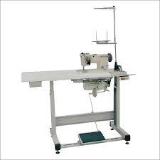 Single Needle Double Thread Overdging Machine
