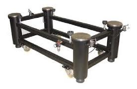 Optical Table Support in  4-Sector