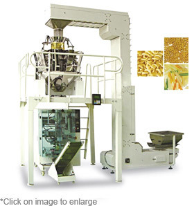 Packing Chips Machine
