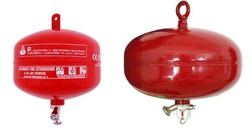 Modular Automatic Fire Extinguisher
