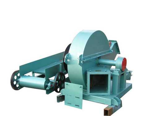 Automatic Wood Chipping Machines