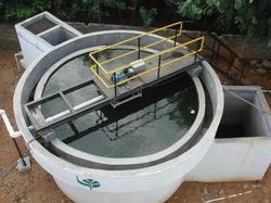 Waste Water Treatment Plants Clarifier