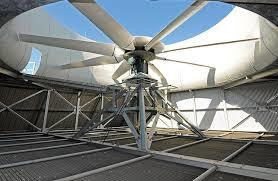 Industrial Cooling Tower Fans