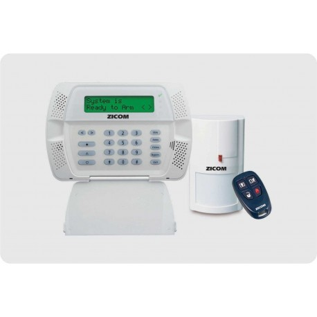 Home Alarm System (Gold Kit)