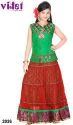 Fancy Midi Dress For Girls