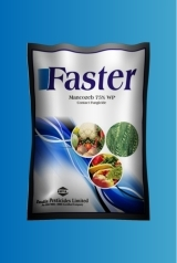 Faster Mancozeb 75% WP Contact Fungicide