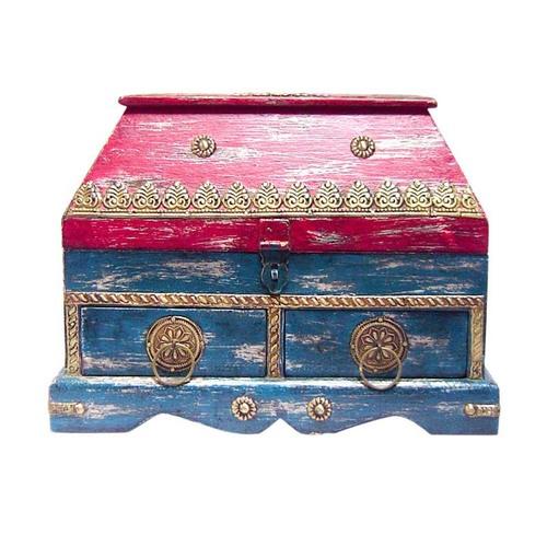 Antique Storage Box in  New Area