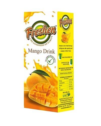 Freshen Mango Drink