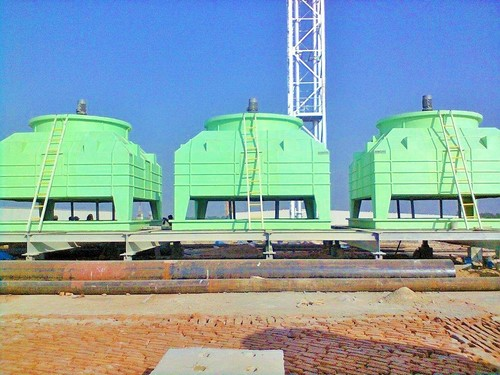 Fine Finish FRP Cooling Tower