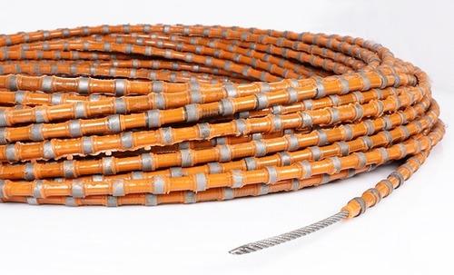 Granite Plastic Coated Wires