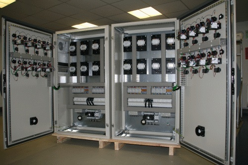 Industrial Control Panels In Bahadurgarh Suppliers
