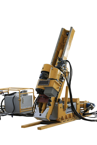 XDQ-1200 Full Hydraulic Portable Core Drill Rig