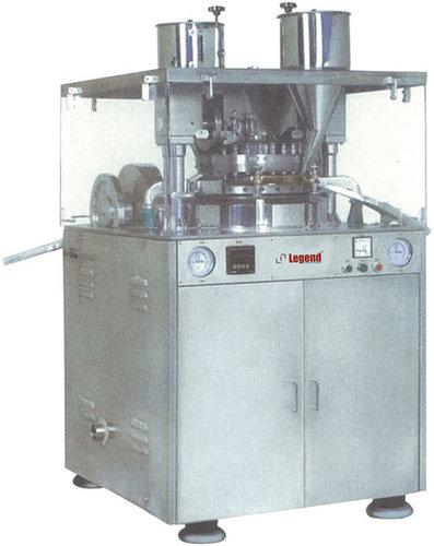 Legend Bina Press Double Rotary Tablet Compression Machine (GMP Model)