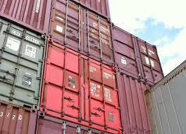 Used Sea Containers