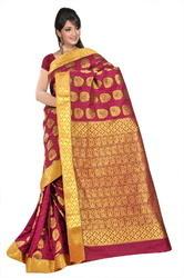 Kanchipuram Modern Silk Sarees