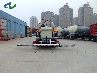 Automatic Asphalt Sprayer