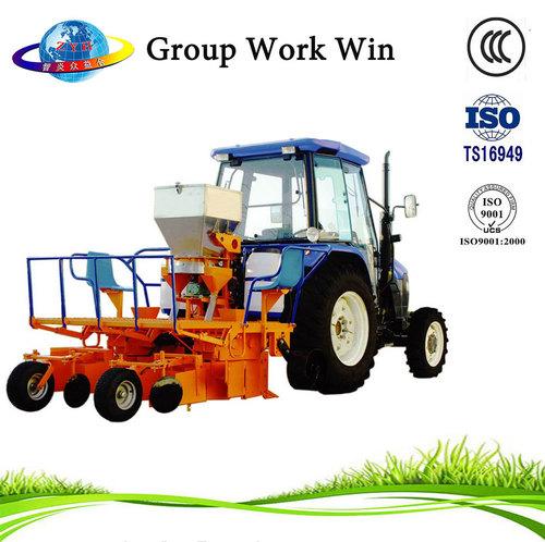 Full Combine Harvester Machines