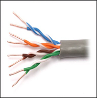 Unshielded Cable in  3-Sector - Bawana