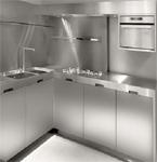Stainless Steel Modular Kitchens
