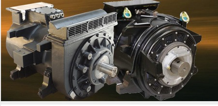 Traction Motors