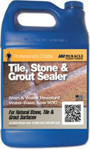 Tile Stone and Grout Sealer