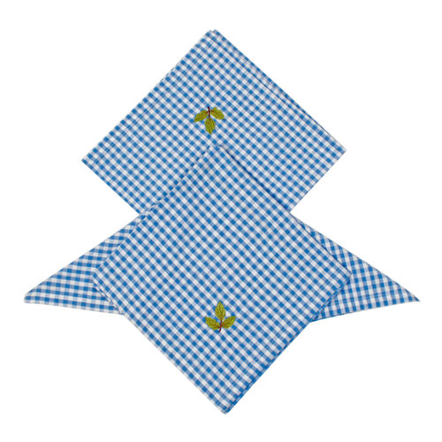 Embroidered napkins in new delhi suppliers dealers